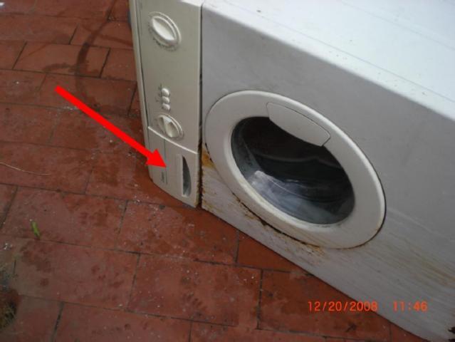 Lavadora sin cal.